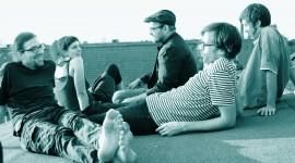 indiegograu Übel und Utopie - CD-Veröffentlichung